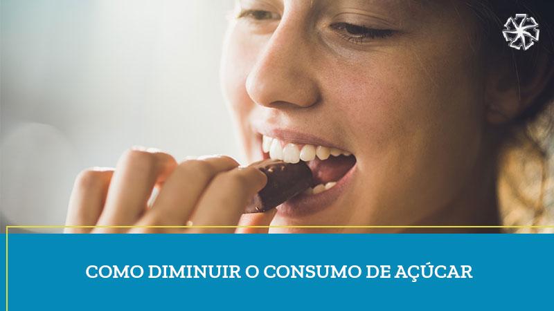 Dicas de como diminuir o consumo de açúcar