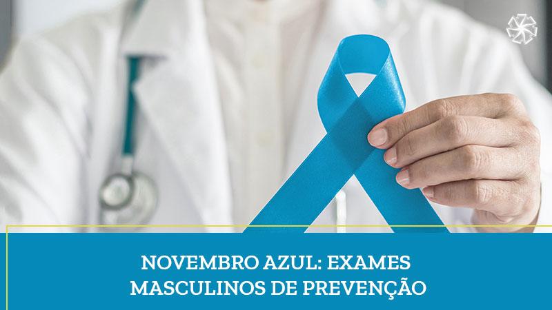 Exames masculinos de prevenção